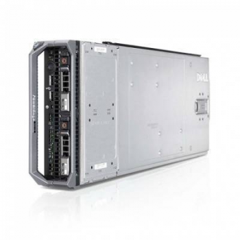 Блейд-сервер DELL PowerEdge M620, 2 процессора Intel 10C E5-2680v2 2.80GHz, 48GB DRAM, PERC H310, 2x10Gb 57810-k, 2x300GB SAS