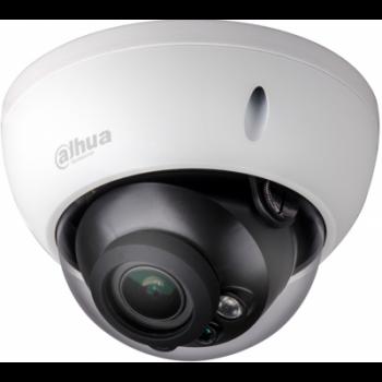 HDCVI купольная вариофокальная камера Dahua DH-HAC-HDBW1200RP-VF-S3A 2Мп, 1080p, вариообъектив 2.7мм-13.5мм, ИК до 30м, DC12В, IP67,IK10