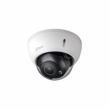 HDCVI купольная камера DH-HAC-HDBW1200RP-Z 2мп, моториз. объектив 2,7-12мм, ИК до 30м, DWDR, DC12В, IP67, IK10