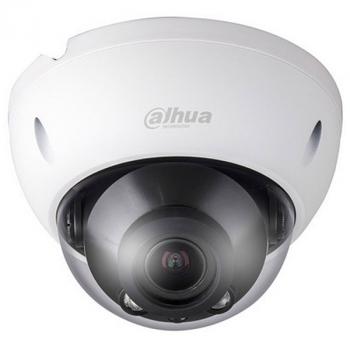 Купольная антивандальная HDCVI видеокамера DH-HAC-HDBW2401RP-Z 4Мп, мотор. объектив 2.7мм-13.5мм, ИК до 30м, WDR, DC12В, IP67, IK10
