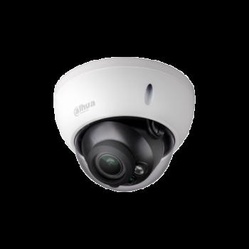 Купольная HDCVI видеокамера DH-HAC-HDBW2501RP-Z 5Мп, мотор. объектив 2.7-13.5мм, ИК до 30м, WDR 120дБ, DC12В, IP67, IK10