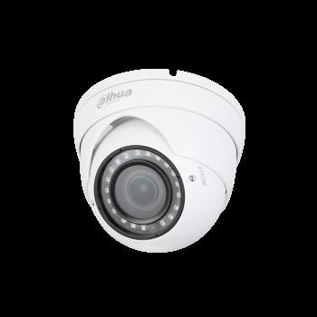 HDCVI купольная камера Dahua DH-HAC-HDW1100RP-VF-S3 1Мп, 720p, 2.7-12мм, ИК до 30м, 12В, IP67