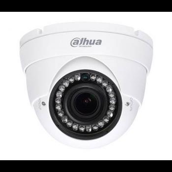 HDCVI купольная камера Dahua DH-HAC-HDW1100RP-VF  720p, 2.7-12мм, ИК до 30м, 12В