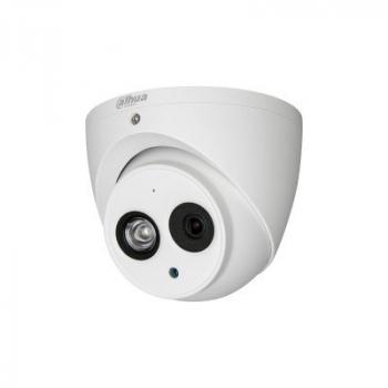 HDCVI купольная камера Dahua DH-HAC-HDW2221EMP-A-0280B 2Мп, фикс. объектив 2.8мм, ИК до 50м, DC12В, встр. микр., WDR, IP67