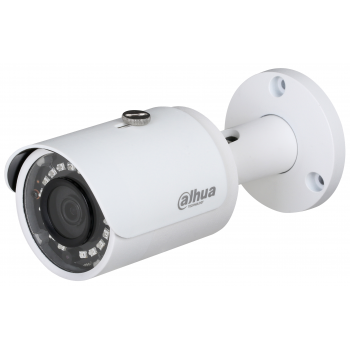 Уличная HDCVI видеокамера DAHUA с фиксированным объективом DH-HAC-HFW1000SP-0360B-S3