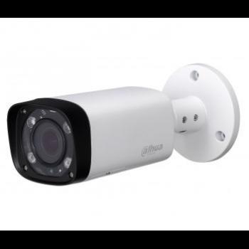HDCVI уличная камера Dahua DH-HAC-HFW1220RP-VF 2Мп, 1080p, вариообъектив 2.7мм-13.5мм, ИК до 30м, 12В, IP67, DWDR