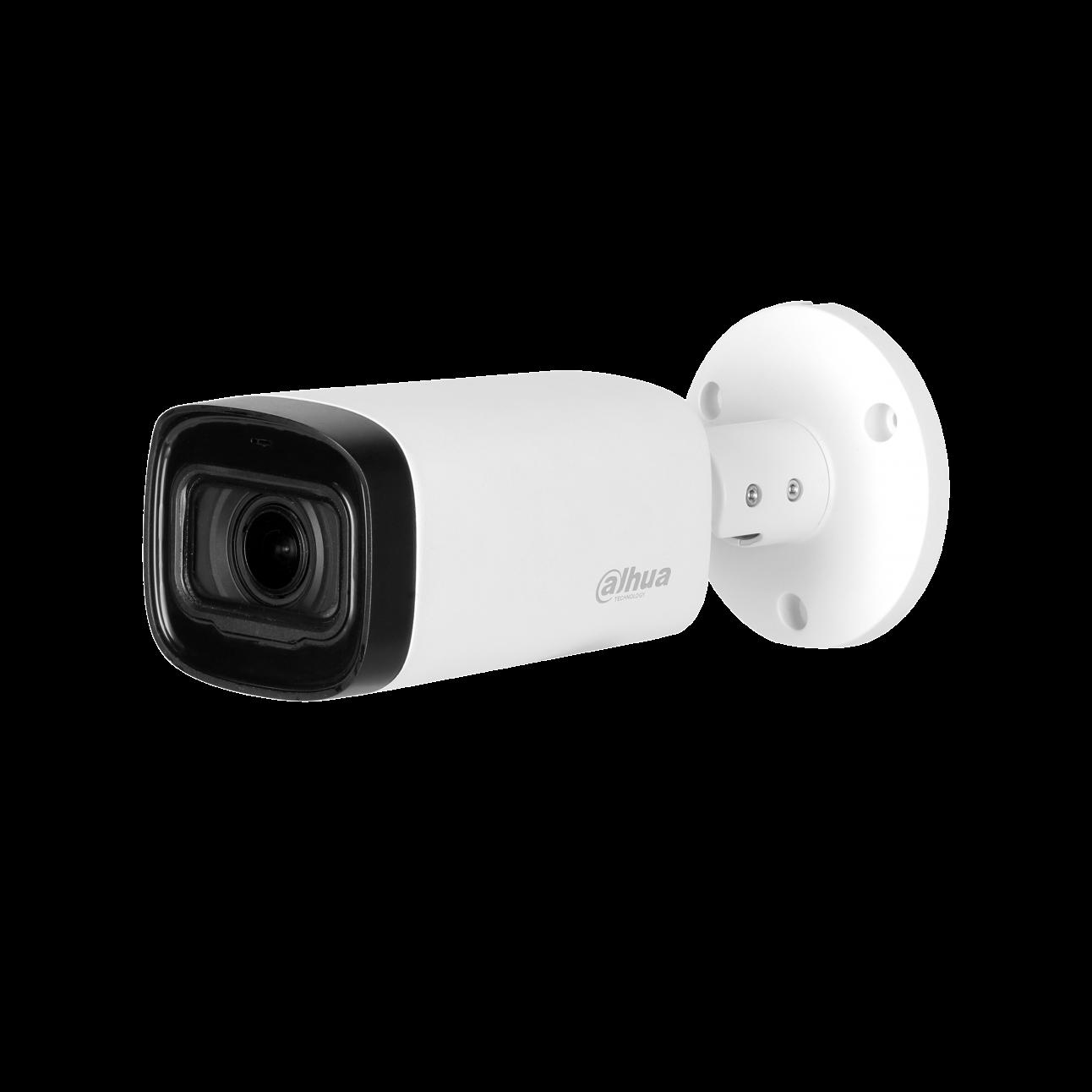 HDCVI уличная камера Dahua DH-HAC-HFW1400RP-Z-IRE6 4Мп, мотор. объектив 2.7-12мм, ИК до 60м, DWDR, DC12В, IP67