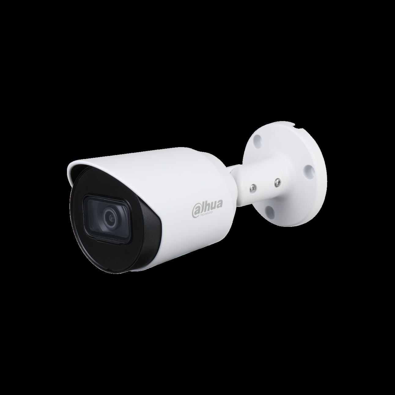 HDCVI уличная камера Dahua DH-HAC-HFW1400TP-0280B 4Мп, 2.8мм, ИК до 20м, DWDR, 12В, IP67