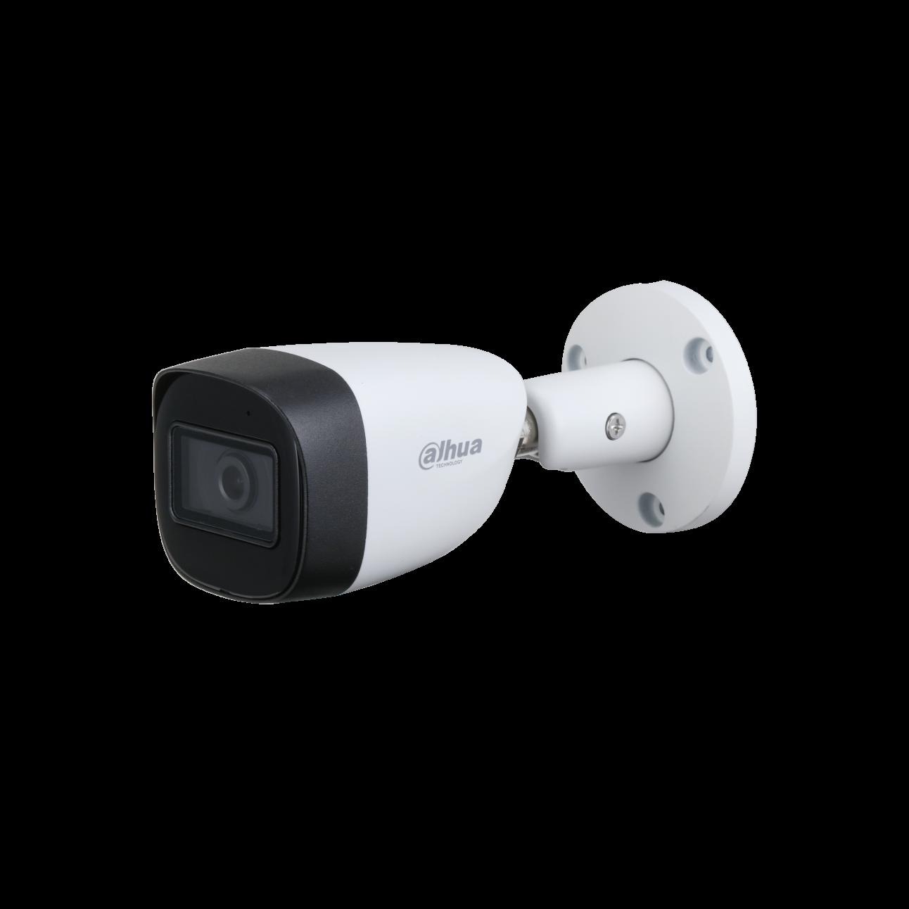 HDCVI камера буллет 5Мп Dahua DH-HAC-HFW1500CMP-A-0360B со встроенным микрофоном
