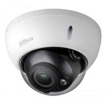 IP камера Dahua DH-IPC-HDBW1220EP-0280B антивандальная купольная 2Мп, фикс.объектив 2.8мм, 1080р, ИК до 30м, DWDR, DC12В/PoE, IP67, IK10