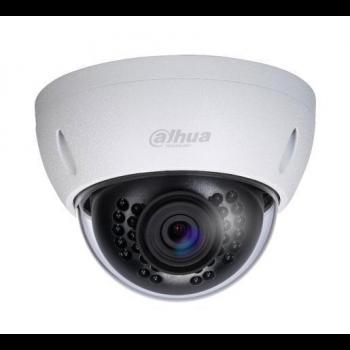 IP камера Dahua DH-IPC-HDBW1230EP-S-0360B антивандальная купольная 2Мп, фикс.объектив 3.6мм, 1080р, ИК до 30м, DWDR, DC12В/PoE, IP67, IK10, Micro SD
