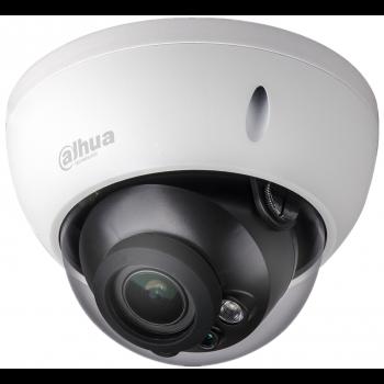 IP камера Dahua DH-IPC-HDBW2231RP-VFS антивандальная купольная 2Мп, объектив 2.7-13.5мм, ИК-подсветка до 50м, PoE, 12В, Micro SD, WDR, IP67