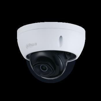 IP камера Dahua DH-IPC-HDBW2431EP-S-0280B уличная купольная 4Мп, объектив 2.8мм, WDR, MicroSD 256Гб, ИК до 30м, DC12B/PoE, IP67, IK10