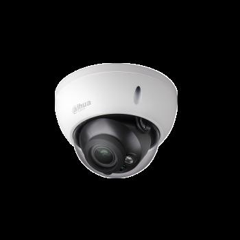 IP камера Dahua DH-IPC-HDBW2431RP-VFS антивандальная купольная 4Мп, объектив 2.7-13.5мм, ИК-подсветка до 30м, PoE, Micro SD, IP67, IK10