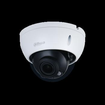 IP камера Dahua DH-IPC-HDBW3241RP-ZS уличная купольная 2Мп, моториз.объектив 2.7-13.5мм, WDR, MicroSD, ИК до 40м, DC12B/PoE, IP67, IK10