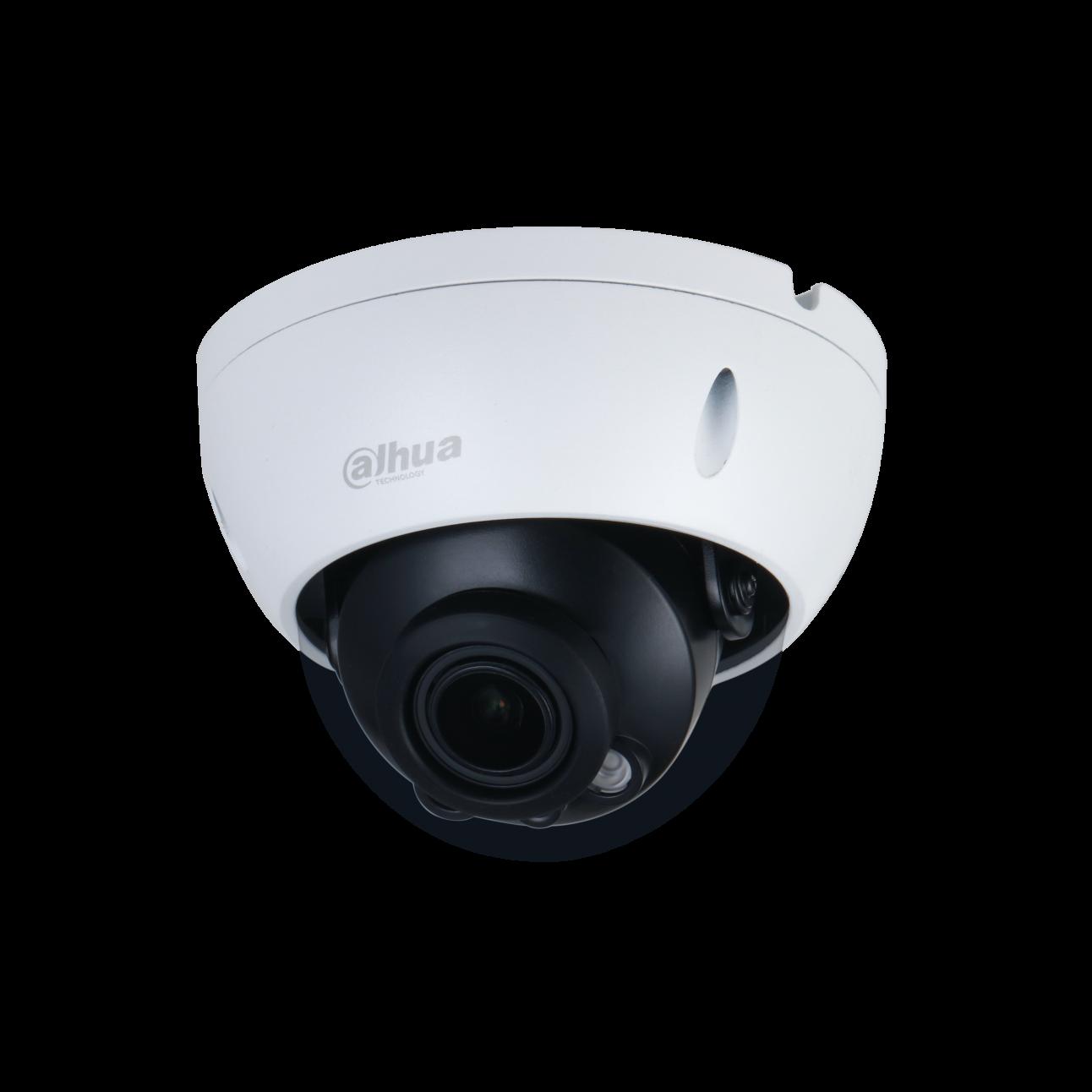 IP камера Dahua DH-IPC-HDBW3441RP-ZS уличная купольная 4Мп, моториз.объектив 2.7-13.5мм, WDR, MicroSD, ИК до 40м, DC12B/PoE, IP67, IK10
