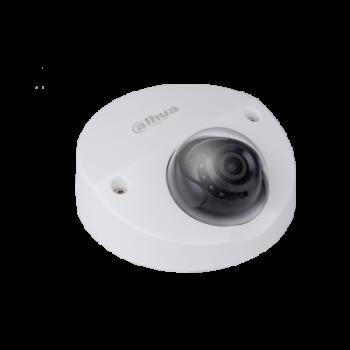 IP камера Dahua DH-IPC-HDBW4231FP-AS-0360B купольная мини 2 Мп, 50 к/с @ 1080p, WDR 120 дБ, 3.6 мм, ИК до 20 м, слот под MicroSD, IP67, IK10, PoE