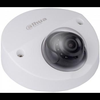 IP камера Dahua DH-IPC-HDBW4431FP-AS-0280B купольная 4 Мп, 25 к/с, объектив 2.8 мм, WDR 120 дБ, ИК-подсветка до 20 м, PoE