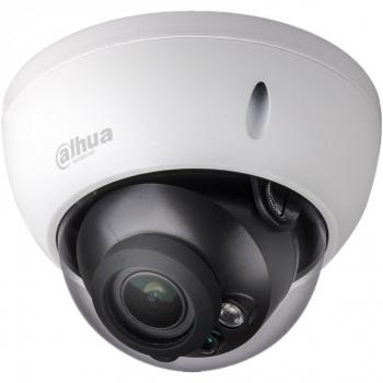 Купольная IP видеокамера DH-IPC-HDBW5431RP-ZE 4Мп, моториз. объектив 2,7-13.5мм, ИК до 30м, WDR 120дБ, Micro SD, аудио вх. вых 1/1, DC12В/ePOE, IP67