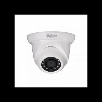 IP-камера видеонаблюдения купольная Dahua DH-IPC-HDW1230SP-0280B 2Мп, фикс. объектив 2.8мм, 1080p (1~25к/c), ИК до 30м, DC12В/PОE, IP67