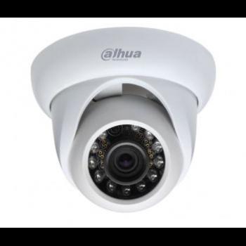 IP-камера видеонаблюдения купольная Dahua DH-IPC-HDW1431SP-0280B 4Мп, фикс. объектив 2.8мм, ИК до 30м,  DC12В/PОE, IP67, WDR