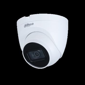 IP камера Dahua DH-IPC-HDW2230TP-AS-0280B уличная купольная 2Мп, фикс.объектив 2.8мм, DWDR, встр. микр., MicroSD, ИК до 30м, DC12B/PoE, IP67