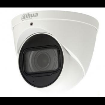 IP-камера видеонаблюдения купольная Dahua DH-IPC-HDW5431RP-ZE 4Мп, мотор.объектив 2.7-13.5мм, ИК до 50м, встр. микр., DC12В/ePОE, IP67, WDR, Micro SD