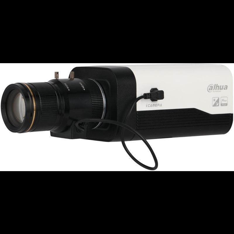 IP камера Dahua DH-IPC-HF8242FP-FD 2Мп, видеоаналитика, детекция лиц, MicroSD, DC12В/AC24В/PОE