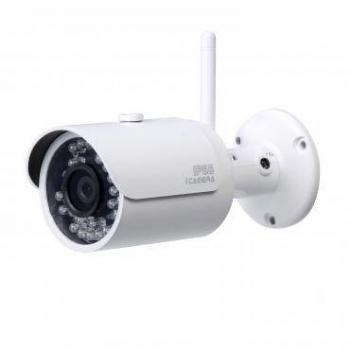 IP камера Dahua DH-IPC-HFW1200SP-W уличная мини 2.0Мп, объектив 3.6мм,wi-fi (некондиция)