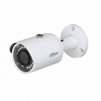 IP камера Dahua DH-IPC-HFW1230SP-0280B уличная 2Мп, фикс.объектив 2.8мм, ИК до 30м, DC12B/PoE, IP67, DWDR