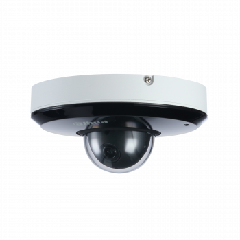 IP камера Dahua DH-SD1A203T-GN уличная купольная PTZ, 2Мп, опт. увеличение 3x,  объектив 2.7-8.1мм, MicroSD, ИК до 15м, DC12В, IP66, WDR, IK08
