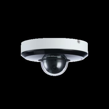 IP камера Dahua DH-SD1A404XB-GNR внутренняя купольная PTZ, 4Мп, опт. увеличение 4x,  объектив 2.8-12мм, MicroSD, ИК до 15м, DC12В, IP66, WDR, IK08