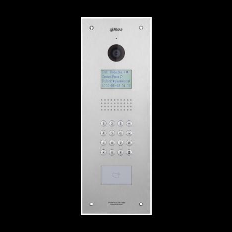 IP вызывная панель видеодомофона Dahua DH-VTO1210C-X 1.3Мп, LCD экран 3 дюйма, IP54, IK07, DC12В