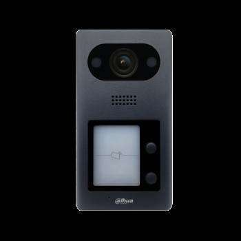 IP вызывная панель видеодомофона Dahua DH-VTO3211D-P2 2Мп, IP65, IK08, DC12В, PoE(802.3af)