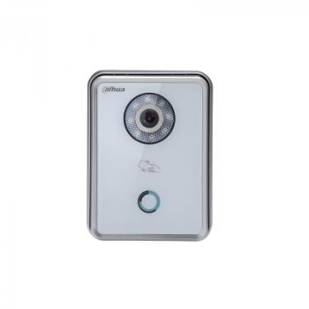 IP вызывная панель видеодомофона Dahua DH-VTO6210BW 1Мп, IP65, DC12В