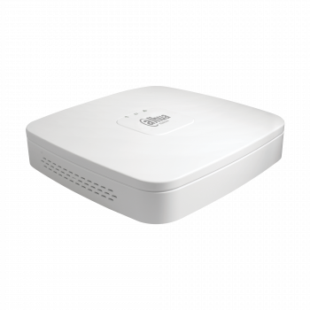 4-канальный HDCVI видеорегистратор Dahua DH-XVR4104C-X1 HDCVI+AHD+TVI+IP+CVBS, 1xHDD до 6Тб, поддержка до 5 IP камер 2Мп, 2 порта USB 2.0, DC12В