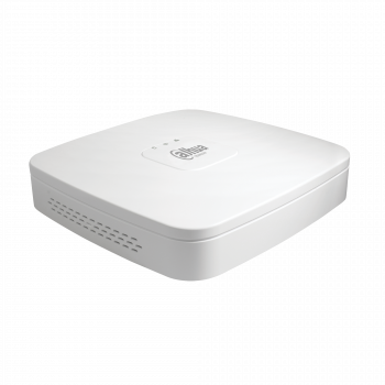 4-канальный HDCVI видеорегистратор Dahua DH-XVR5104C-4KL-X HDCVI+AHD+TVI+IP+CVBS, 4K, 1xHDD до 10Тб, поддержка до 6 IP камер 8Мп, 2 порта USB 2.0