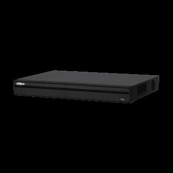 16-канальный 4К HDCVI видеорегистратор Dahua DH-XVR5216AN-4KL-X  HDCVI+AHD+TVI+IP+CVBS, 2xHDD до 10Тб, до 24 IP камер 8Мп, USB 2.0, USB3.0, DC12В