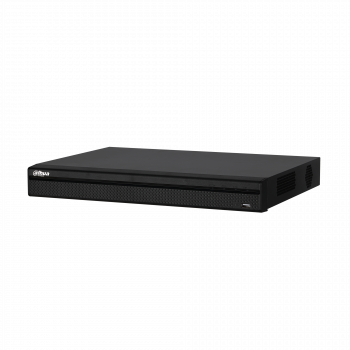 16-канальный HDCVI видеорегистратор Dahua DH-XVR5216AN-X HDCVI+AHD+TVI+IP+CVBS, 2xHDD до 10Тб, до 24 IP камер 6Мп, USB 2.0, USB3.0, DC12В
