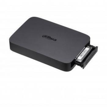 IP Видеорегистратор Dahua DHI-NVR104-P  1HDD до 2х FullHD камер, или 4х 720p камер,4 PoE (уценка)