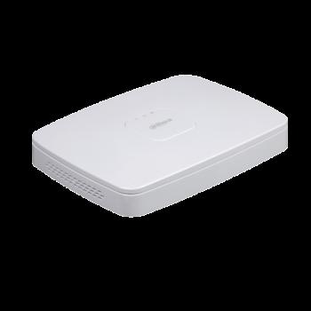 IP Видеорегистратор Dahua DHI-NVR2108-8P-4KS2 8-ми канальный, до 8Мп, до 80Мбит/с, 1HDD до 6Тб, аудио вх./вых., HDMI, VGA, 2 порта USB2.0, 8 PoE
