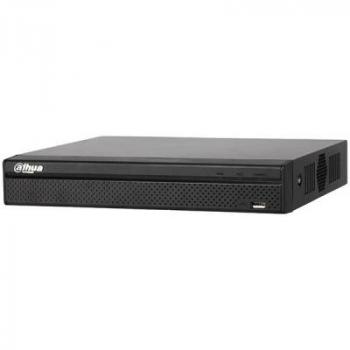 IP Видеорегистратор Dahua DHI-NVR2108HS-8P-4KS2 8-ми канальный, до 8Мп, до 80Мбит/с, 1HDD до 6Тб, аудио вх./вых., HDMI, VGA, 2 порта USB2.0, 8 PoE