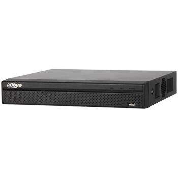 IP Видеорегистратор Dahua DHI-NVR4104HS-4KS2 4-х канальный 4К, до 80Мбит/с, до 4х 8Мп камер, 1HDD до 6Тб, аудио вх./вых.