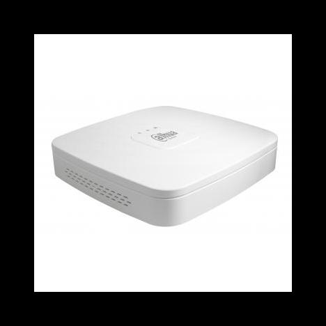 IP Видеорегистратор Dahua DHI-NVR4108 до 8х 3Мп камер, 1HDD.