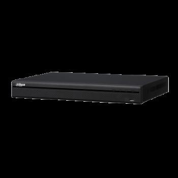 IP Видеорегистратор Dahua DHI-NVR4204-P-4KS2 4-канальный, разрешение до 8K, PoE, до 200 Мбит/с, 2 HDD до 6Тб