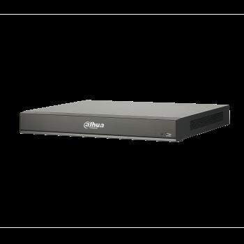Интеллектуальный IP Видеорегистратор Dahua DHI-NVR4208-8P-I 8-и канальный 4K, 8 PoE портов, до 12Мп, 2 HDD до 8Тб, HDMI, VGA, 2 порта USB2.0