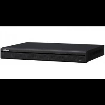 IP Видеорегистратор Dahua DHI-NVR4216-4KS2, 16-канальный, до 8 Мп, 2 HDD, трев. вх. вых. 4/2.