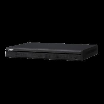 IP Видеорегистратор Dahua DHI-NVR4232-4KS2 до 32х 8Мп камер, до 200Мбит/с на запись, 2HDD до 6Тб, H.265
