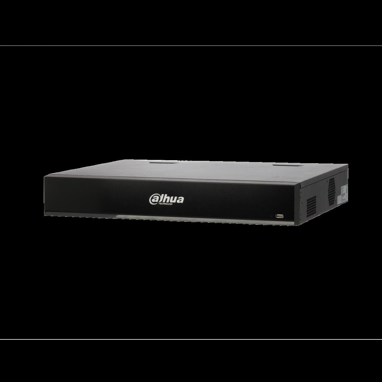 Интеллектуальный IP Видеорегистратор Dahua DHI-NVR4432-I 32-х канальный 4K, до 12Мп, 4 HDD до 8Тб, HDMI, VGA, 1 порт USB2.0, 1 порт USB3.0