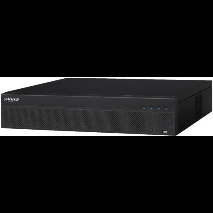 IP Видеорегистратор Dahua DHI-NVR4816-4KS2, 16-канальный, до 8 Мп, до 8 HDD, трев. вх. вых. 16/4.